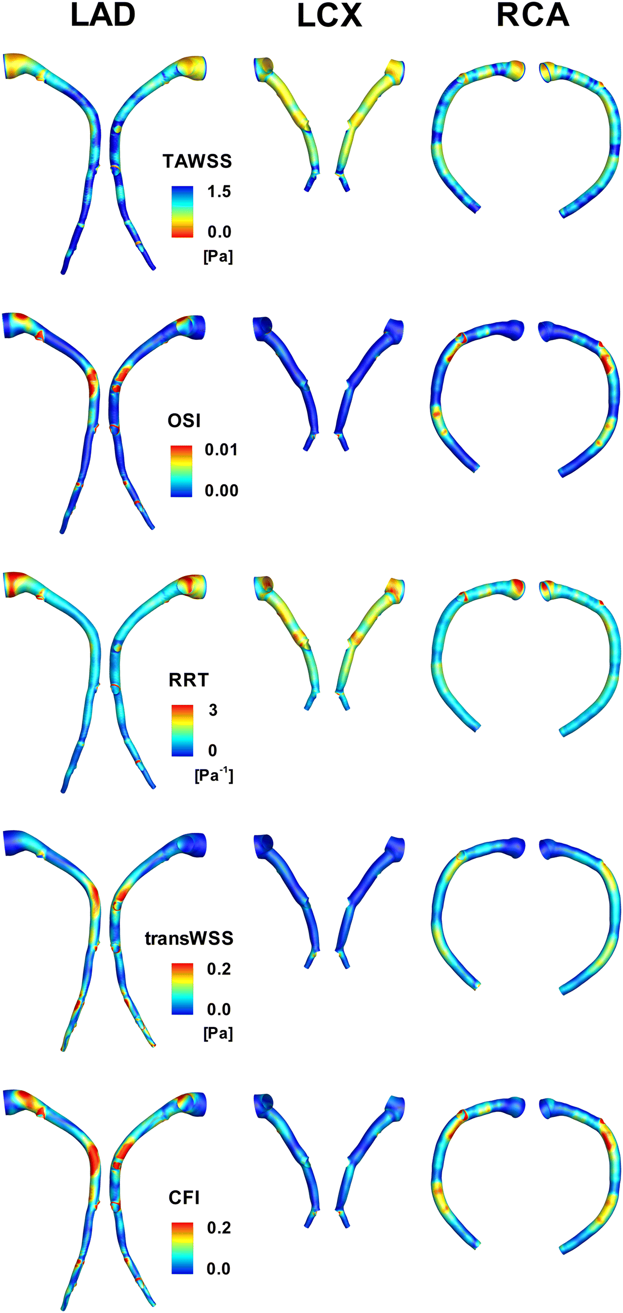 The Atheroprotective Nature of Helical Flow in Coronary