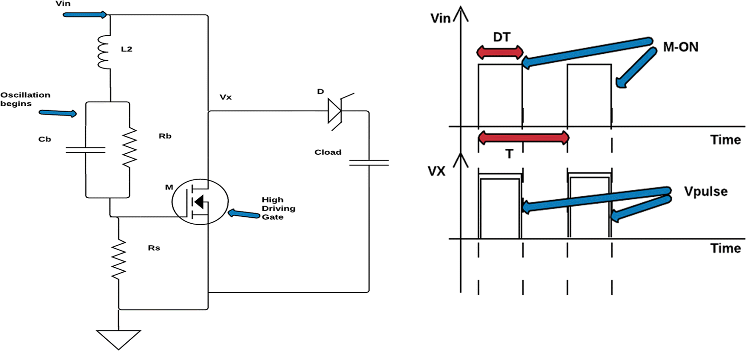 Efficient Sshi Circuit For Piezoelectric Energy Harvester Uses One Rc Charging Stored And Dissipated Waveforms Open Image In New Window