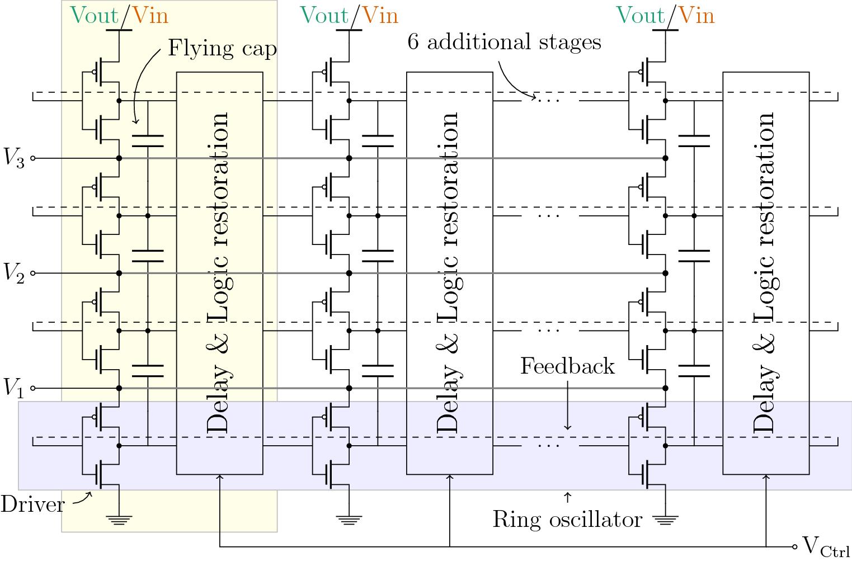 Self Powered Micro Watt Level Piezoelectric Energy Harvesting System Fig 4 Boost Converter Evaluation Circuit