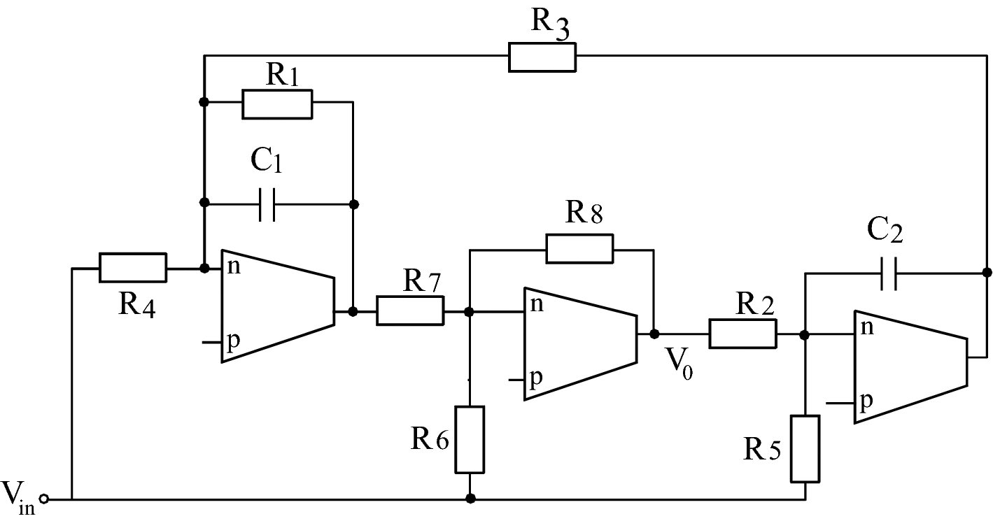 Otra Its Implementations And Applications A State Of The Art Representative Schematic Currentfeedback Opamp Or Amplifier Open Image In New Window