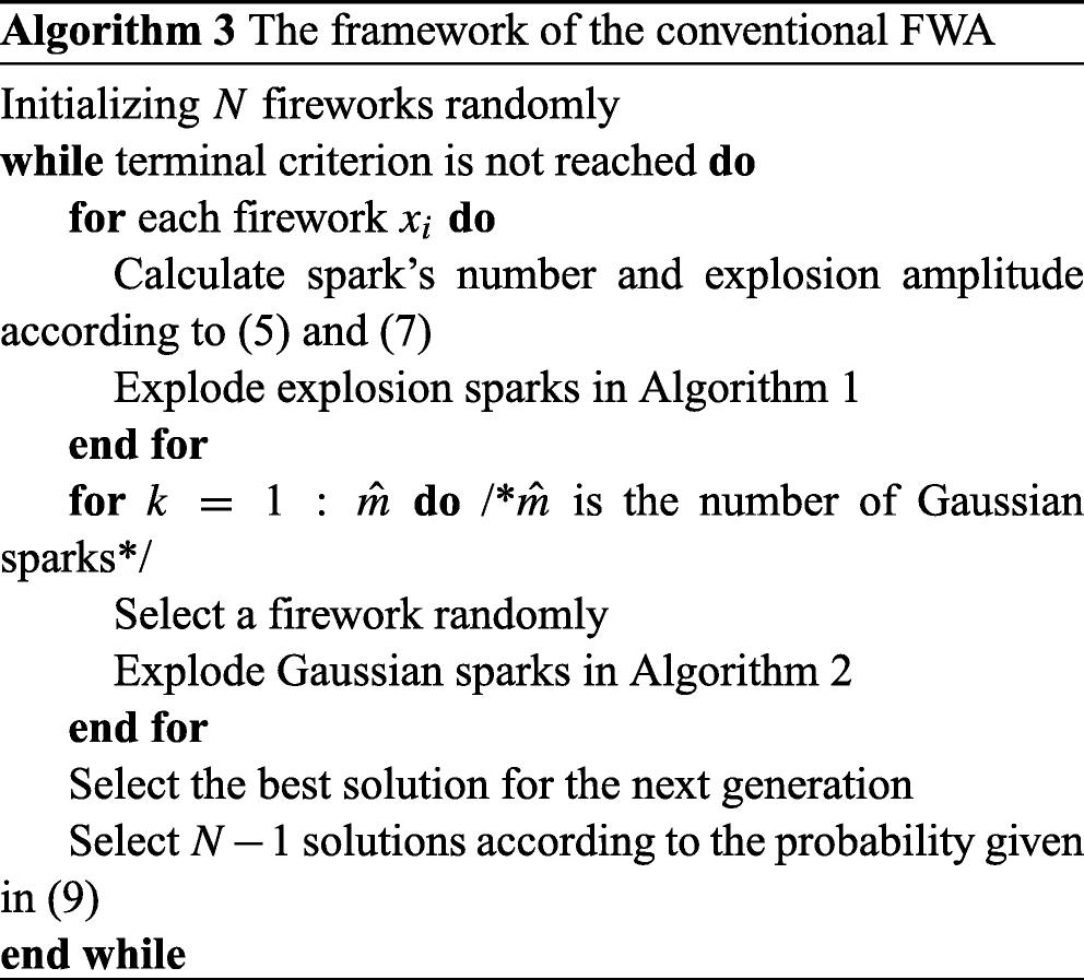 An improved firework algorithm for hardware/software