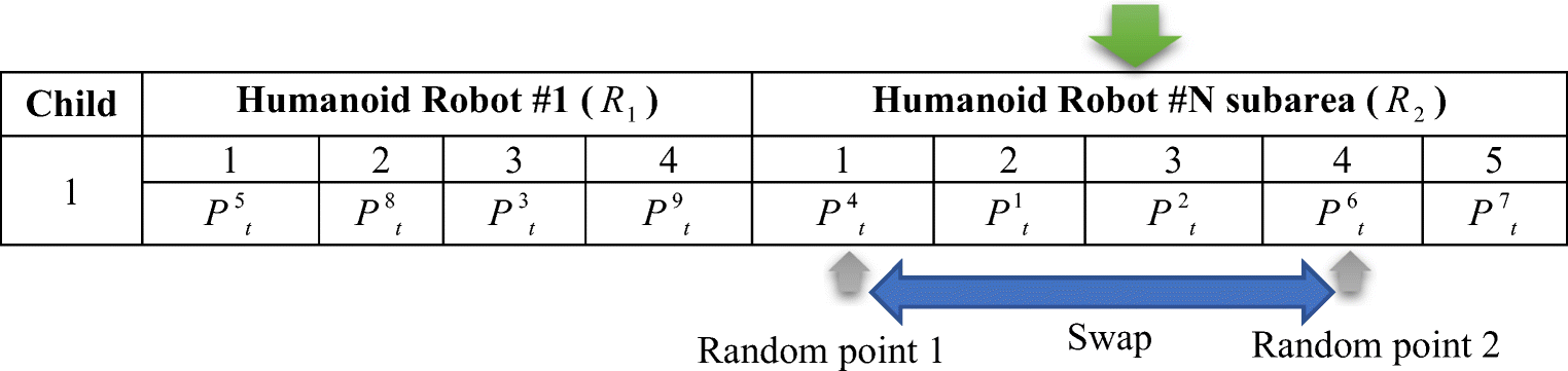 Robust multi-objective multi-humanoid robots task allocation based