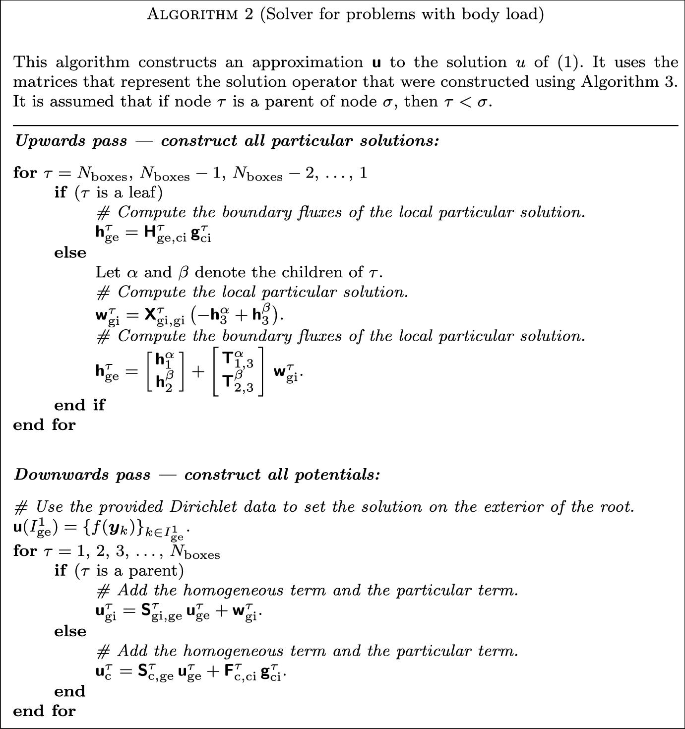 An Accelerated Poisson Solver Based On Multidomain Spectral