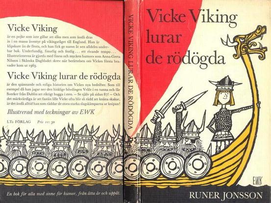 Wayward Warriors: The Viking Motif in Swedish and English