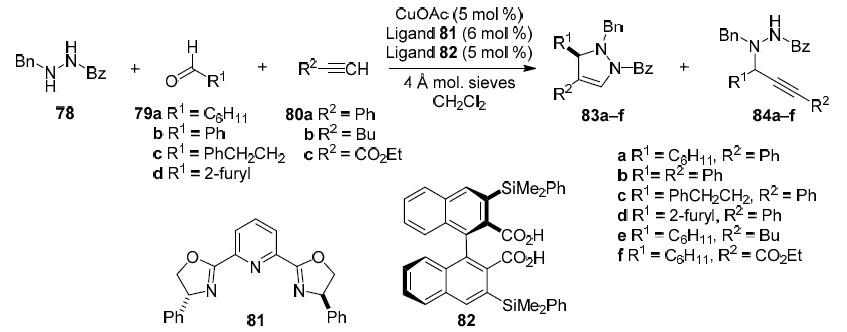 alicyclic chemistry mckervey m a