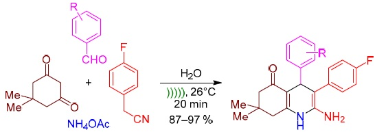 Catalyst-free green synthesis of novel 2-amino-4-aryl-3-(4