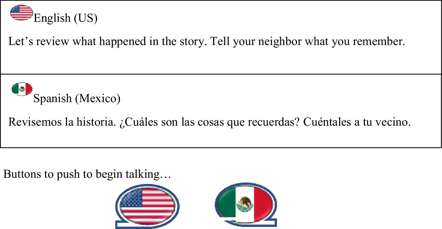 Translation Apps: Increasing Communication with Dual Language
