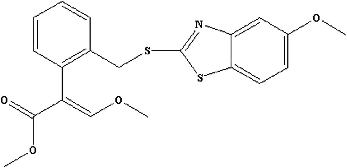 Baseline sensitivity of Phytophthora capsici to the