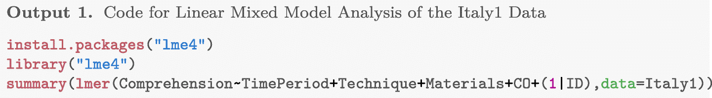 Meta-analysis for families of experiments in software engineering: a