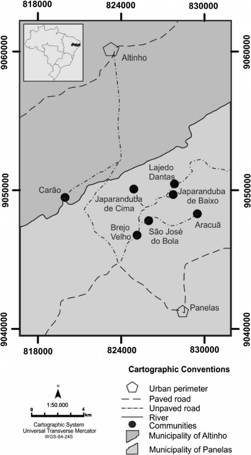 Intraspecific variation, knowledge and local management of