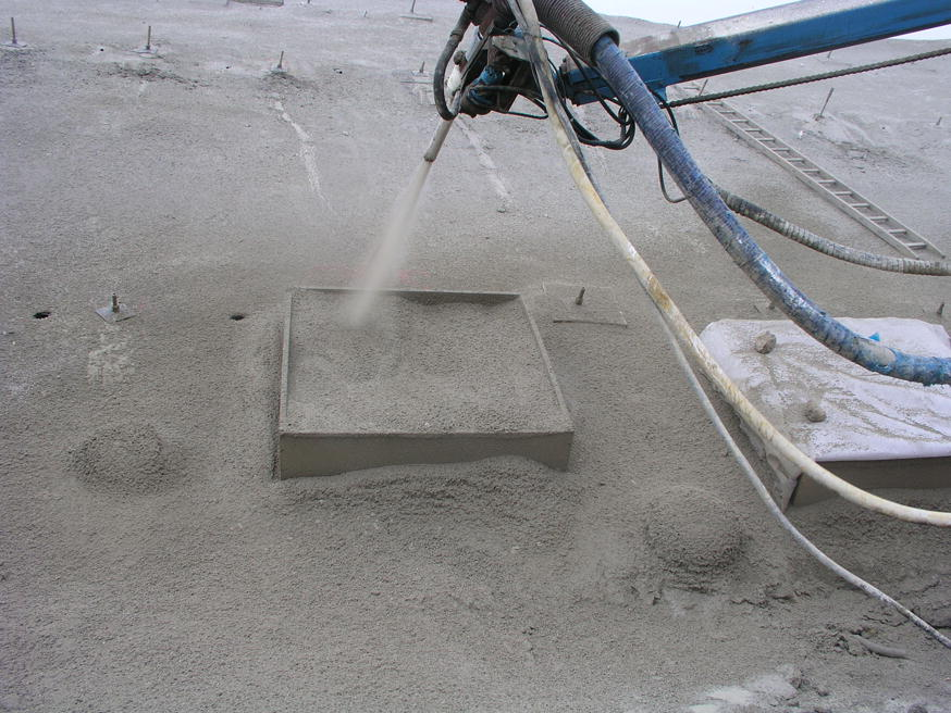 Assessment Of The Safety Factor Evolution Of The Shotcrete