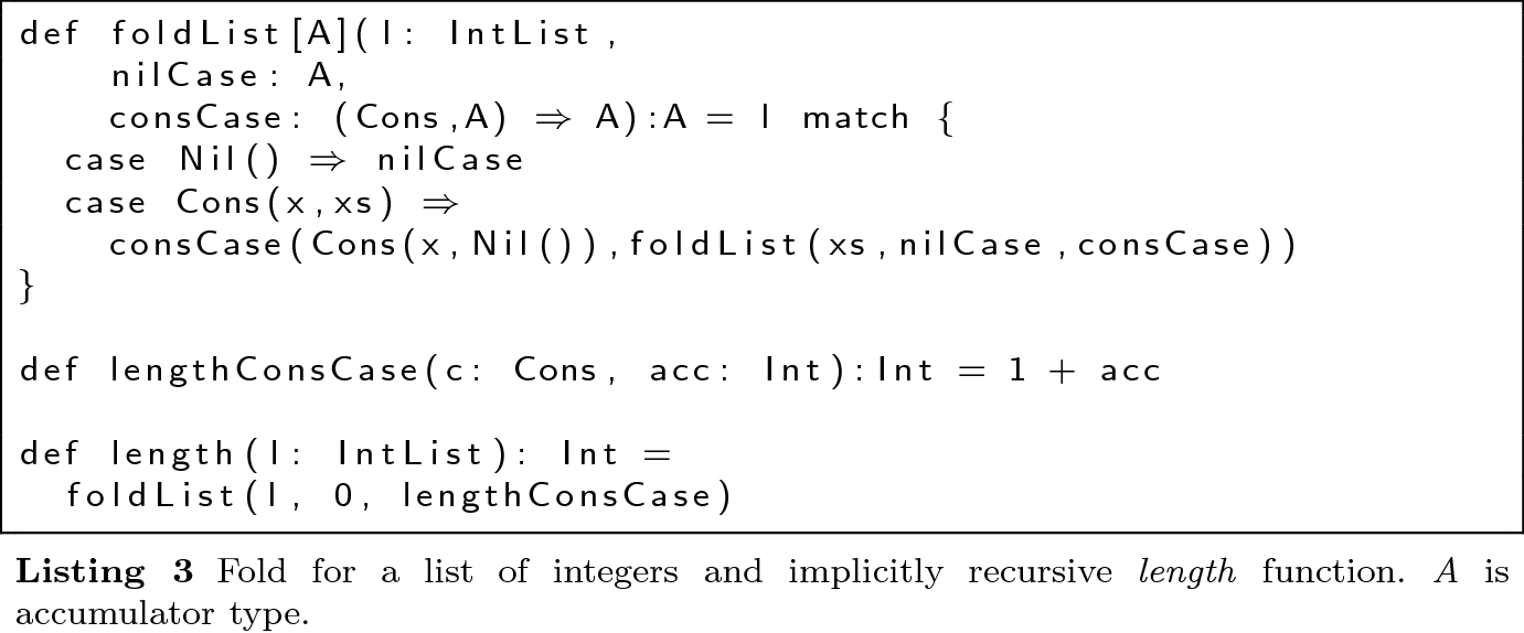 Stochastic synthesis of recursive functions made easy with