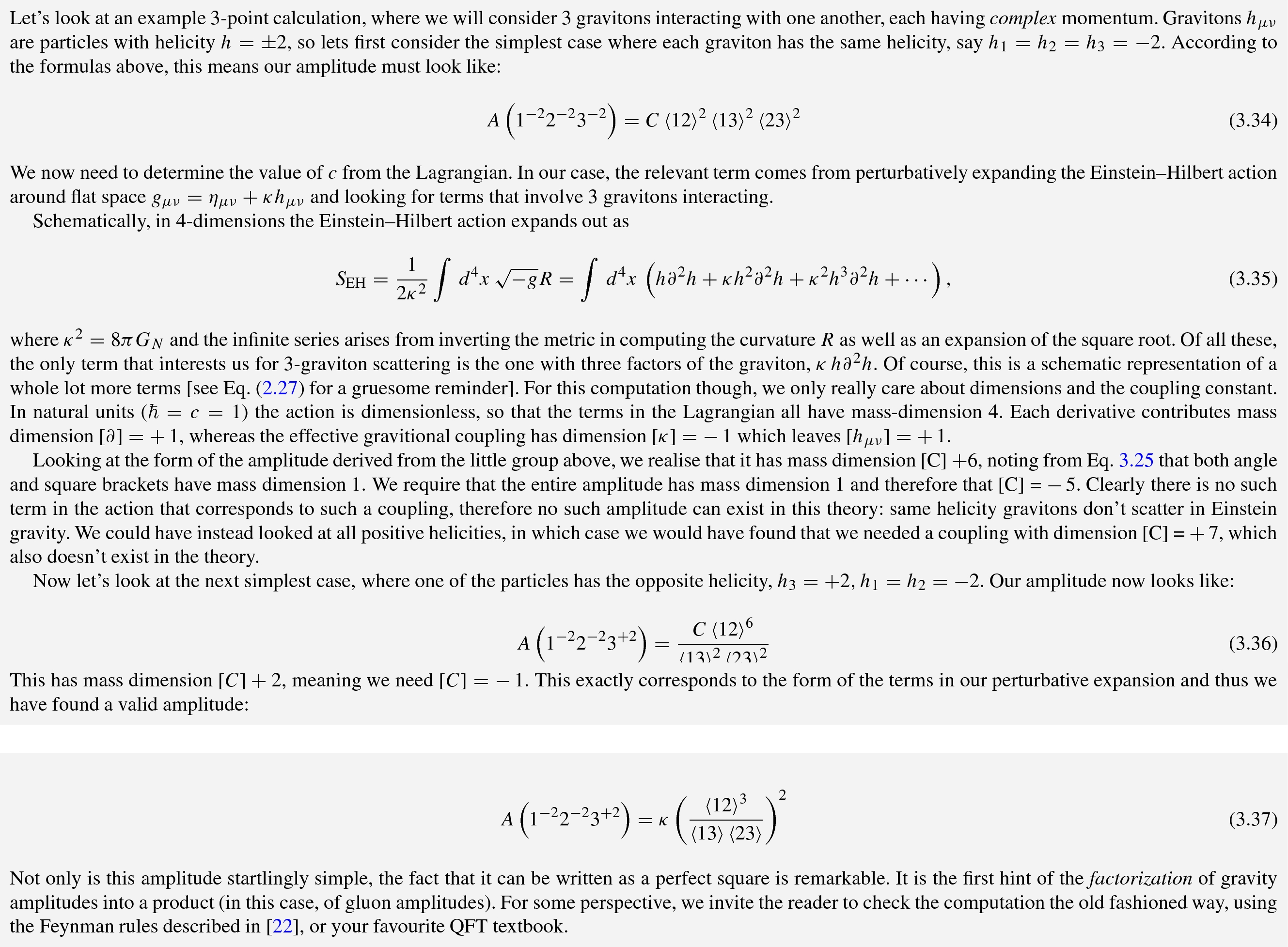 Amplitudes for astrophysicists: known knowns | SpringerLink