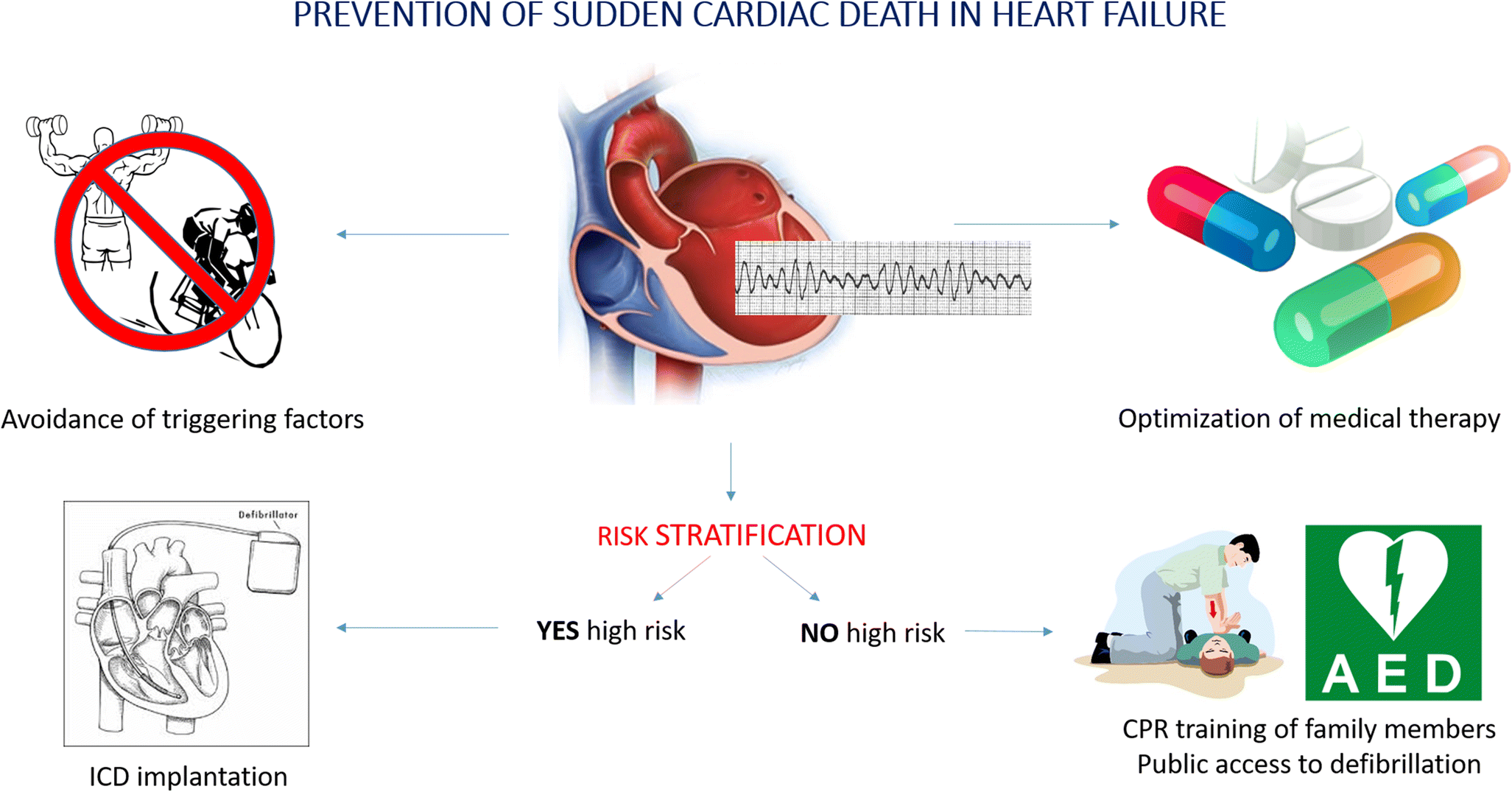 Current challenges in sudden cardiac death prevention