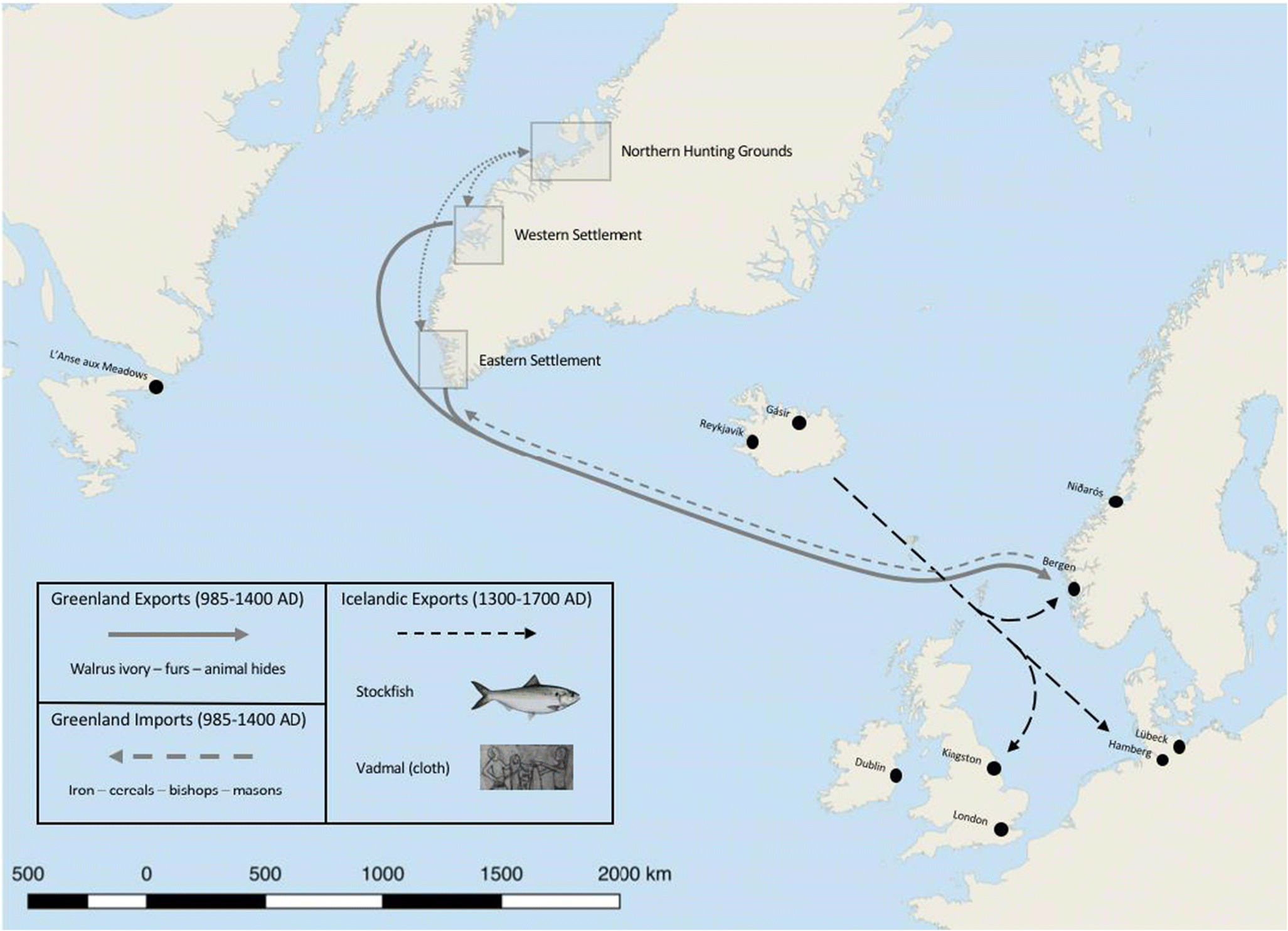 Disequilibrium, Adaptation, and the Norse Settlement of Greenland