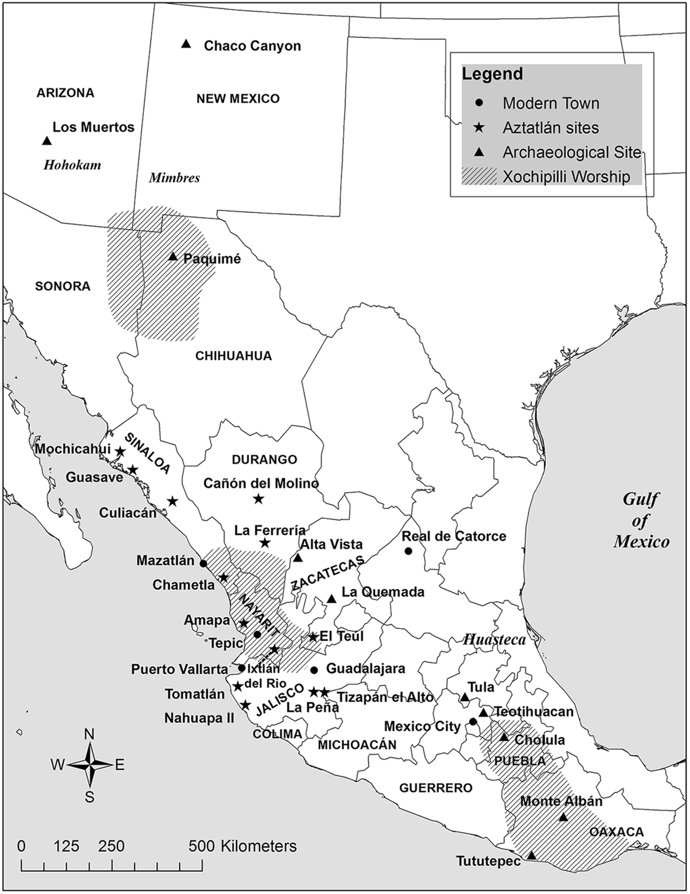 A History of Cacao in West Mexico: Implications for
