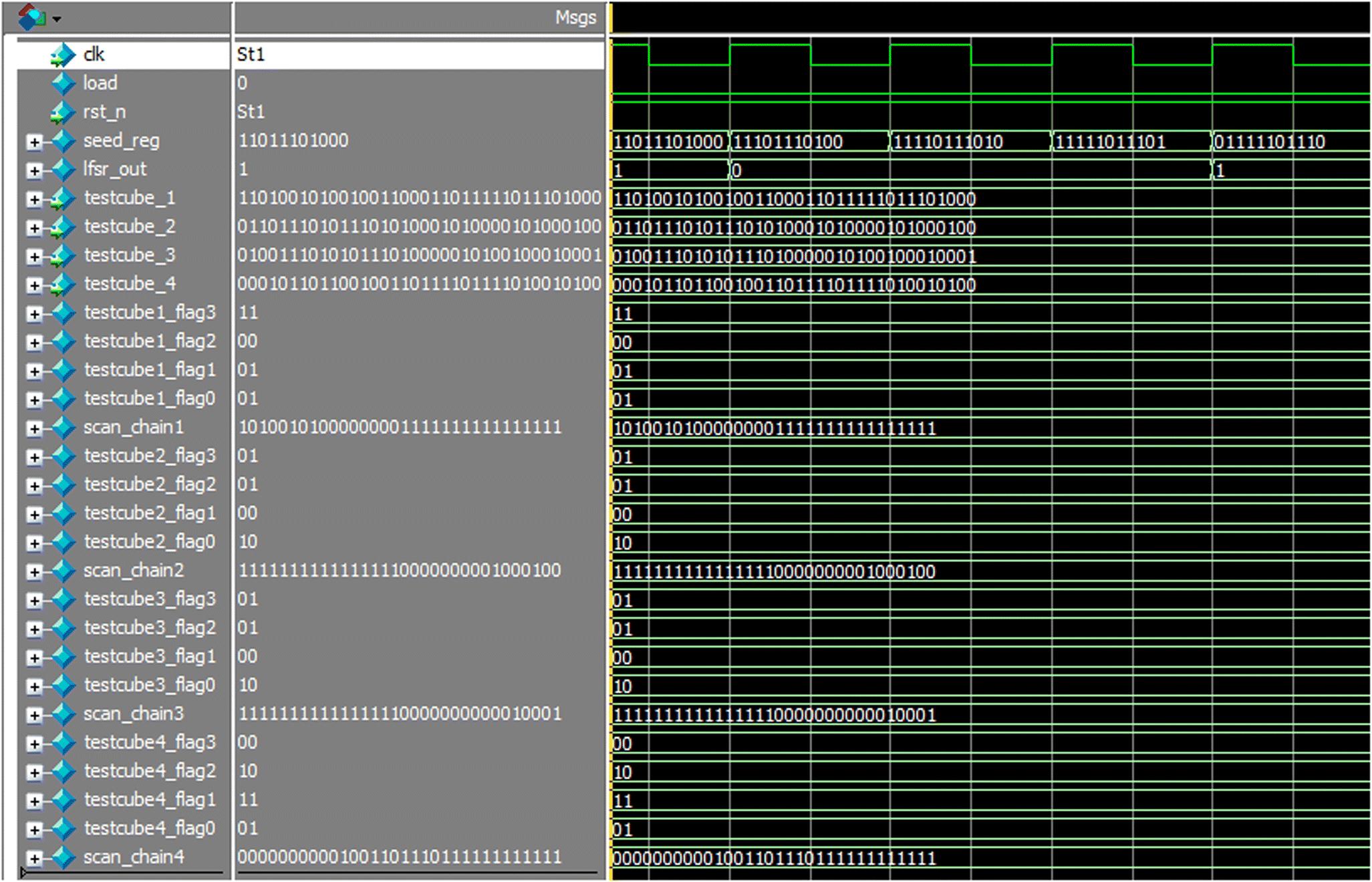 LFSR Reseeding-Oriented Low-Power Test-Compression