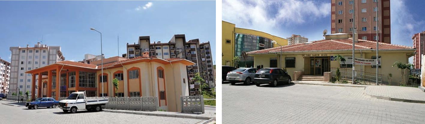 Inversion of urban transformation approach in Turkey into