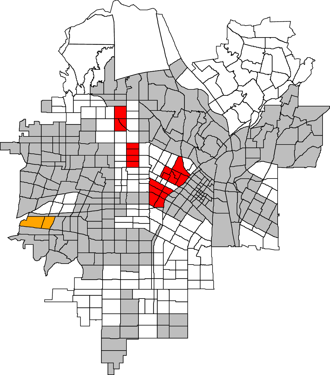 Effect of Gang Injunctions on Crime: A Study of Los Angeles