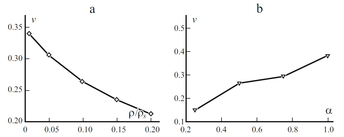 Numerical Analysis of the Fracture Toughness of Low-Density Open