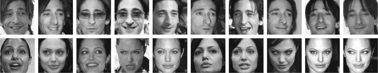 Single sample face recognition via BoF using multistage KNN