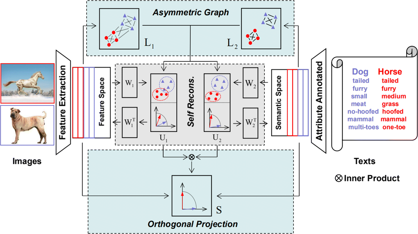 Asymmetric graph based zero shot learning | SpringerLink