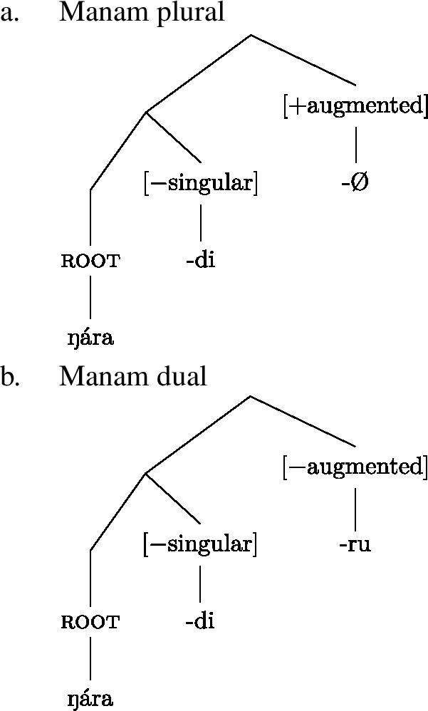 Case and number suppletion in pronouns | SpringerLink