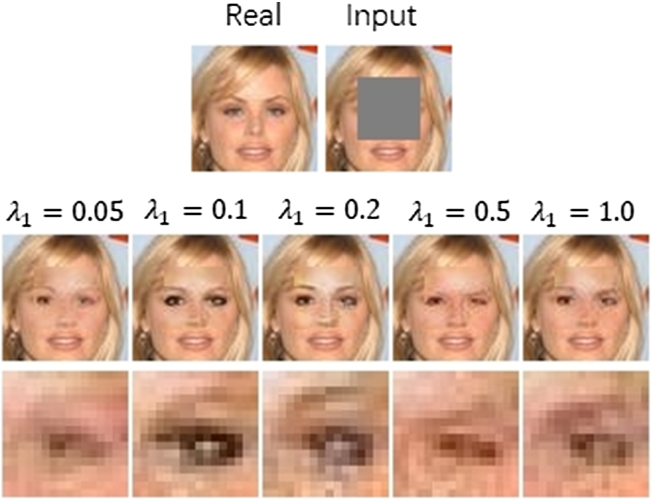 An Improved Method for Semantic Image Inpainting with GANs