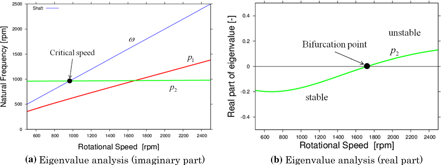 Order reduction and bifurcation analysis of a flexible rotor system
