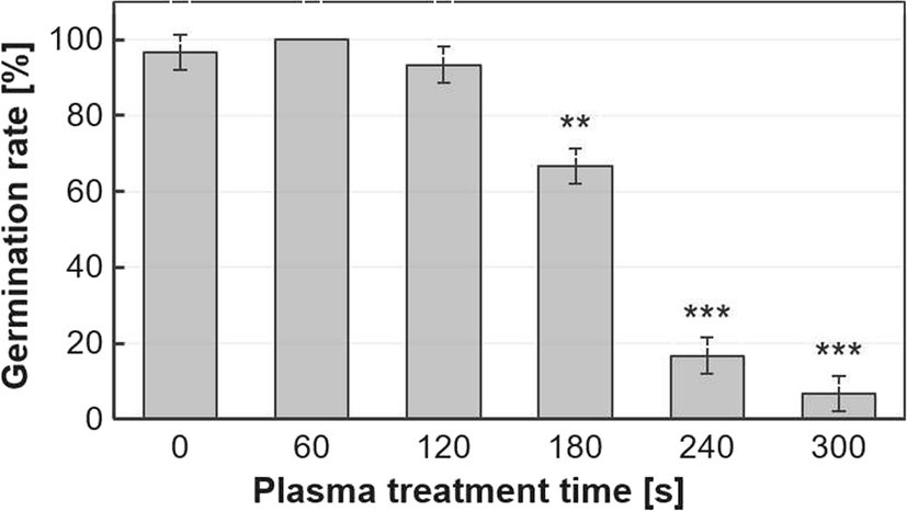 Effect of Cold Atmospheric Pressure Plasma on Maize Seeds