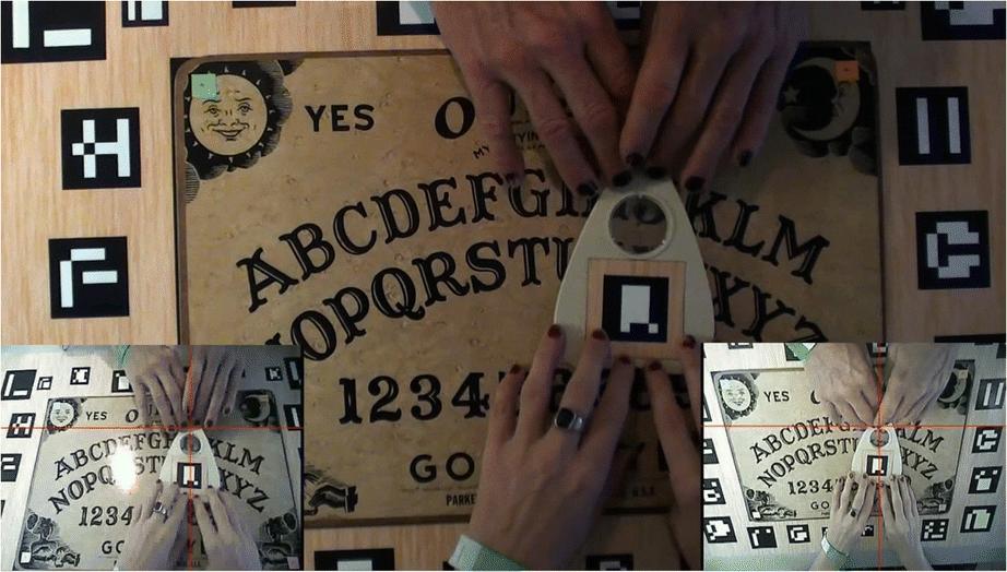 Predictive minds in Ouija board sessions   SpringerLink