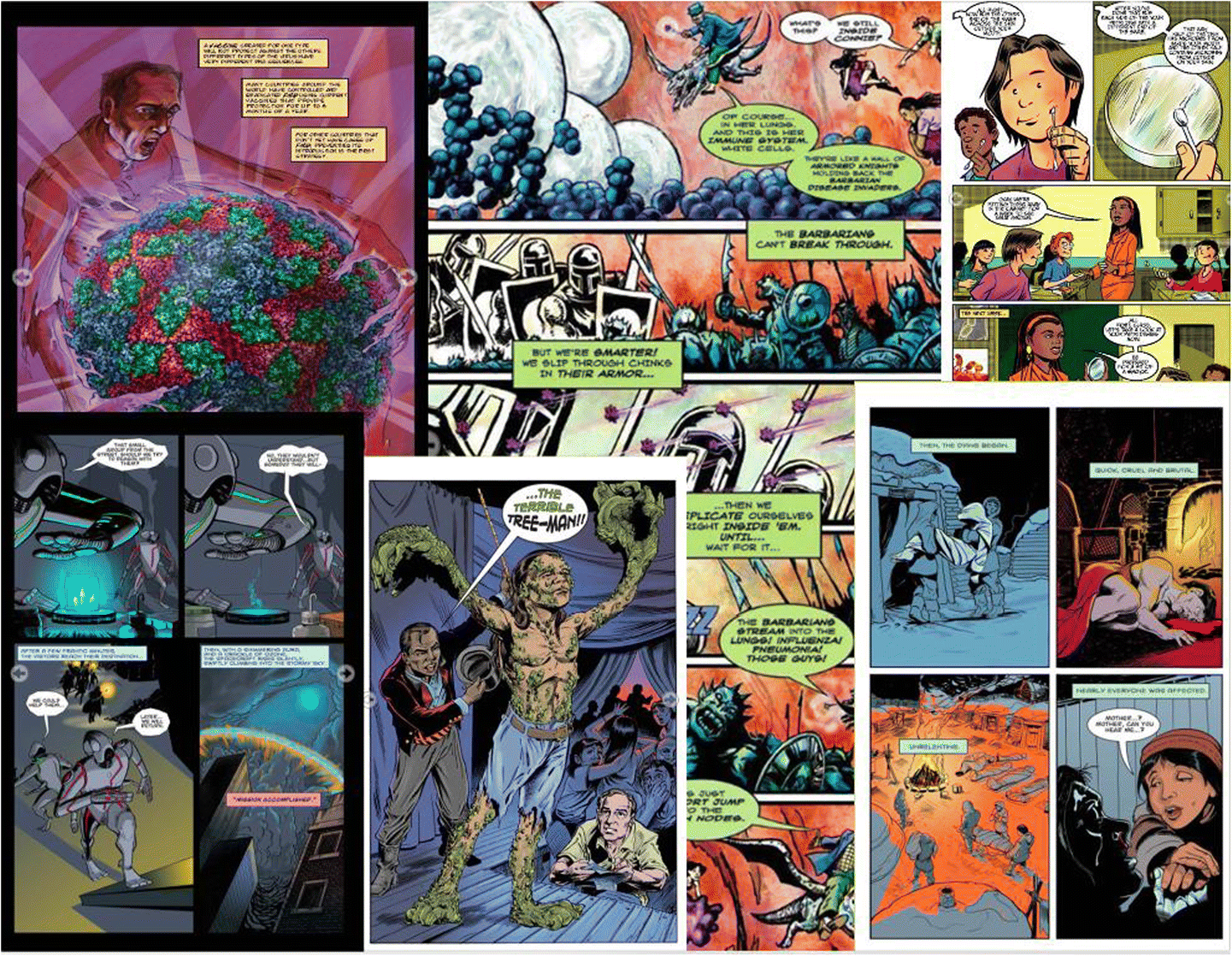 How Do Teachers Use Comics to Promote Engagement, Equity, and