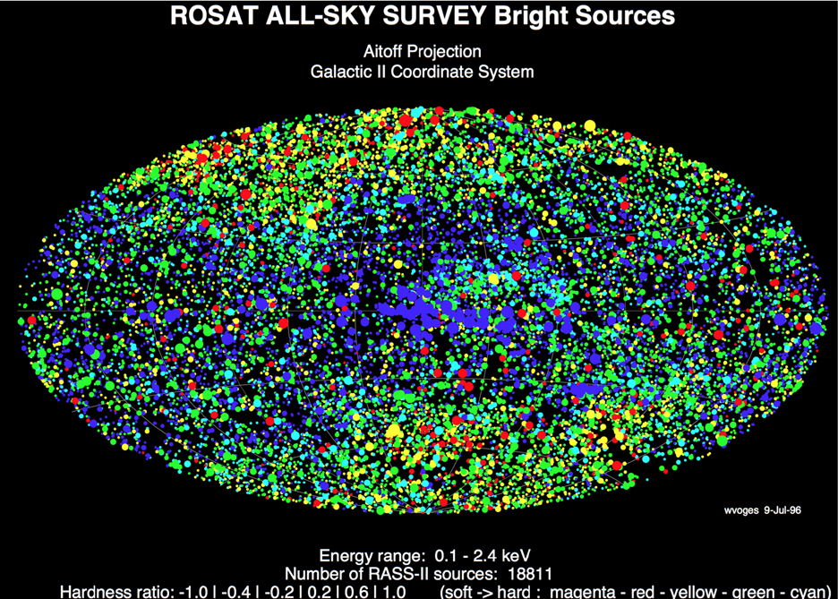 Imaging Plasma Density Structures in the Soft X-Rays Generated by