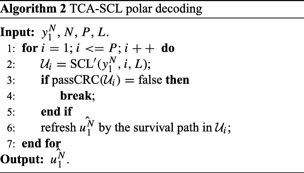 Segmented Successive Cancellation List Polar Decoding with Tailored