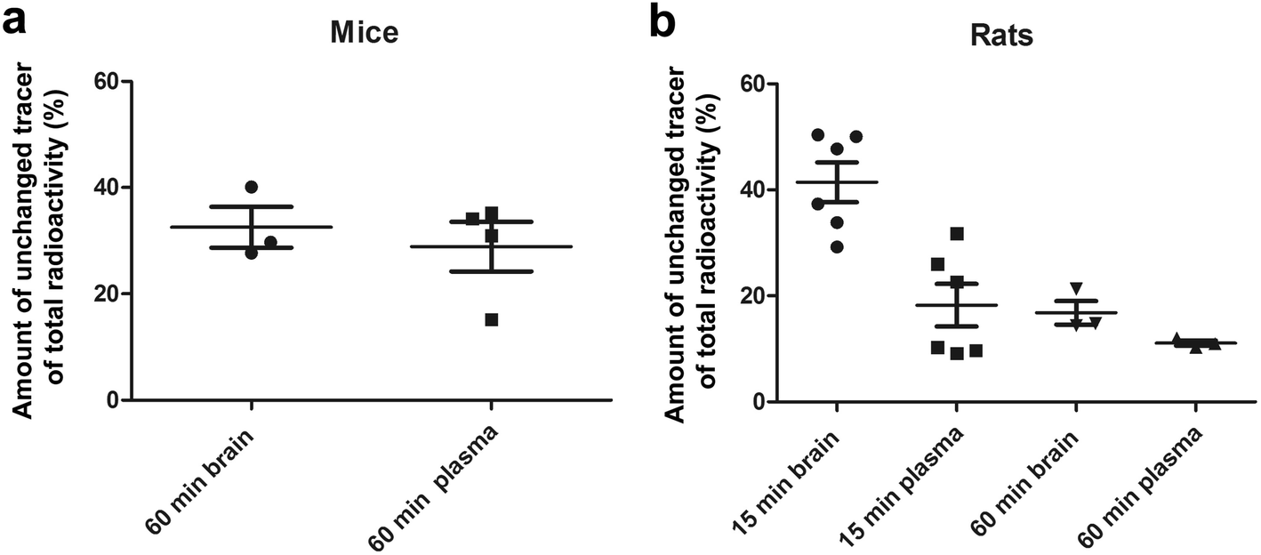 Radiosynthesis and Preclinical Evaluation of an α2A-Adrenoceptor