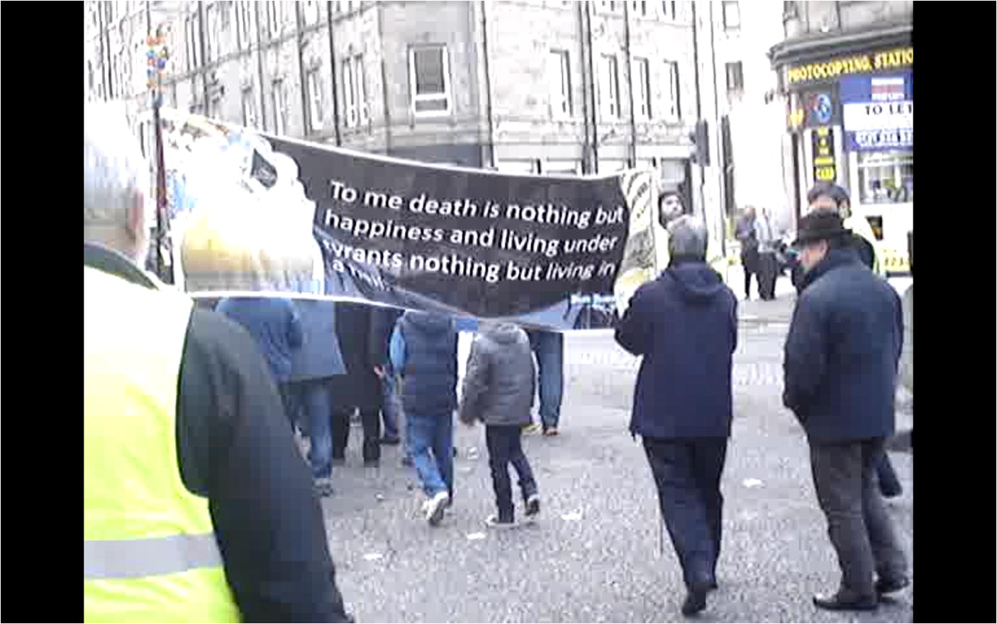 Twelver Shia in Edinburgh: marking Muharram, mourning Husayn