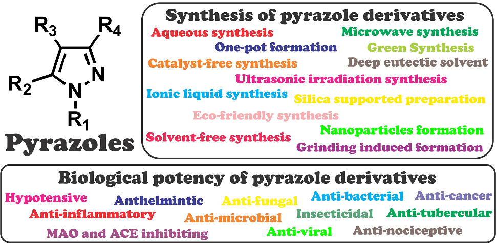 Recent developments in synthetic chemistry and biological