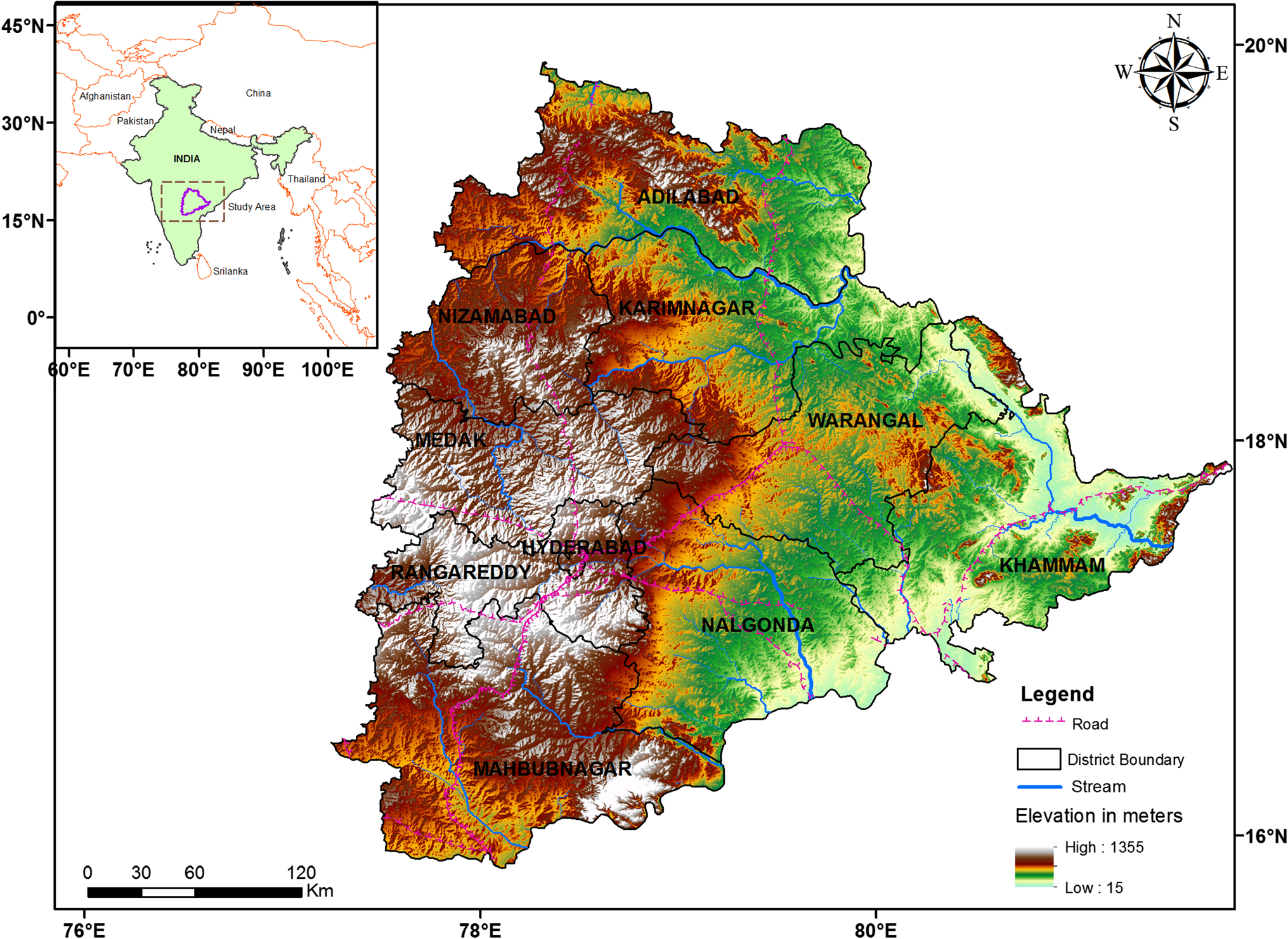 GIS-based prediction of groundwater fluoride contamination