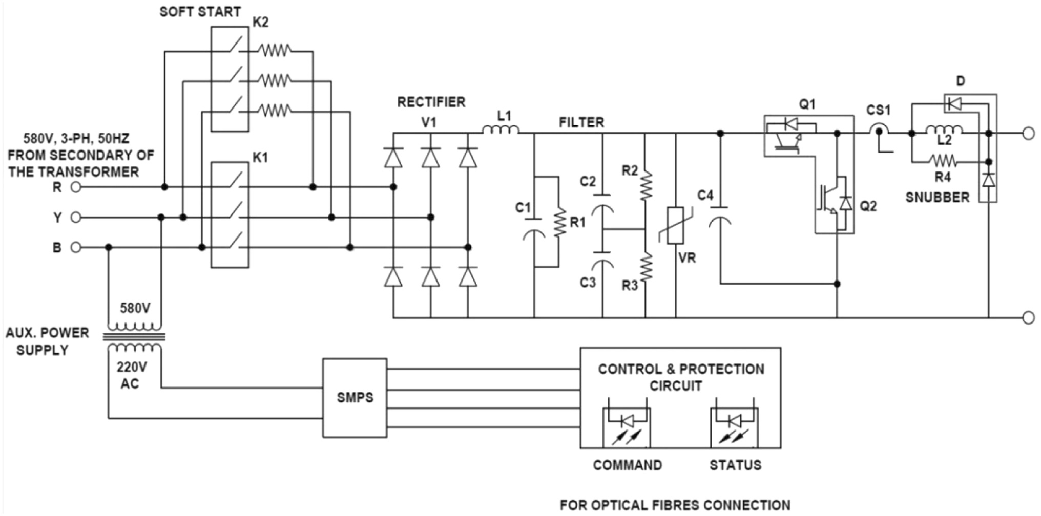 Design And Performance Analysis Of A Crowbar Less High Voltage Power Coil Driver Circuit Switching Supply Schematic Ignition Switch Open Image In New Window