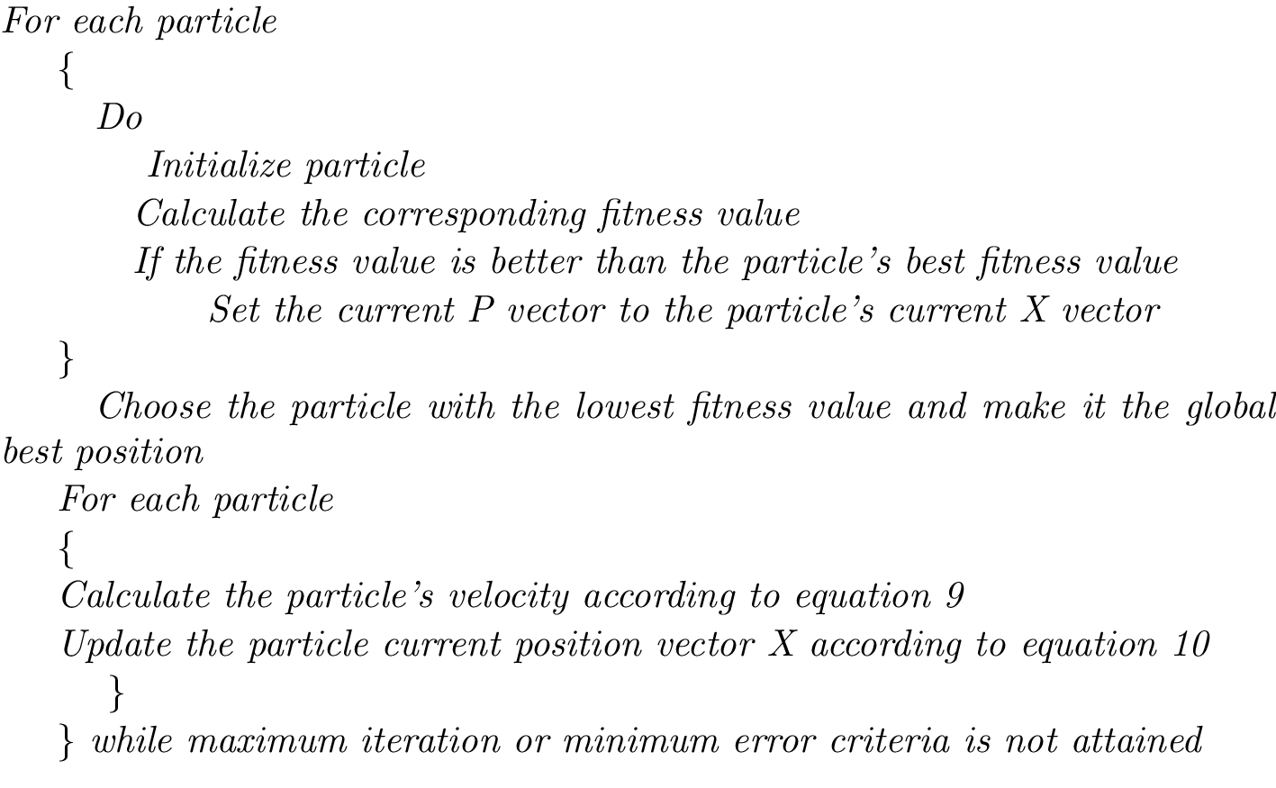 A survey on particle swarm optimization with emphasis on