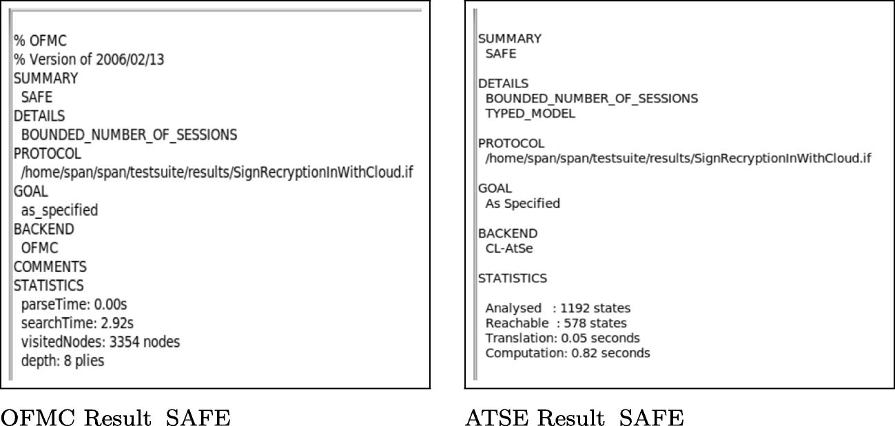 EASPSC: Efficient authentication of SignRecryption protocol