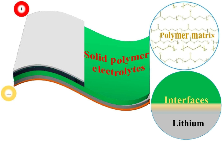 Recent advances in solid polymer electrolytes for lithium