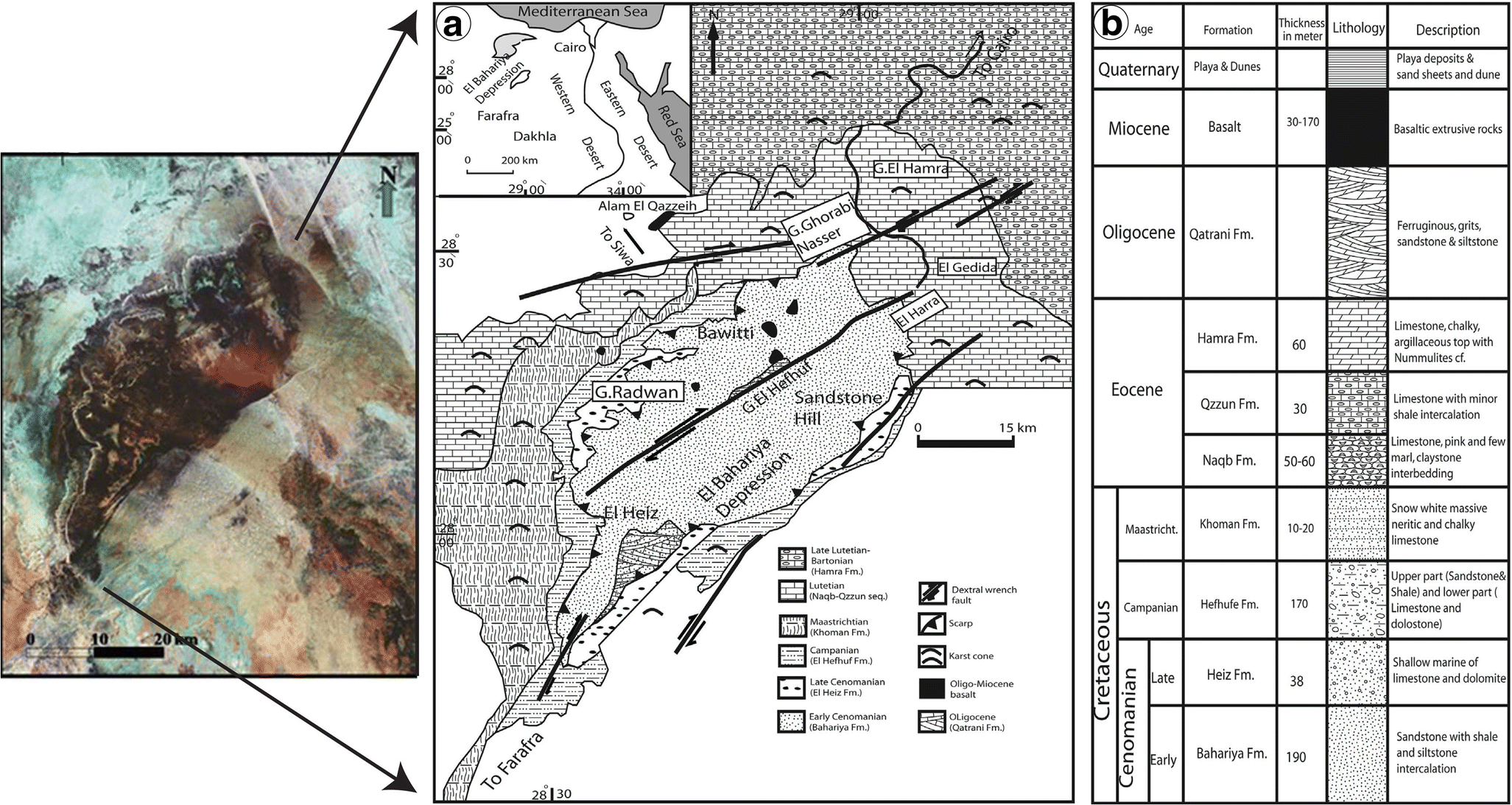 Volcanic Geosites and Their Geoheritage Values Preserved in