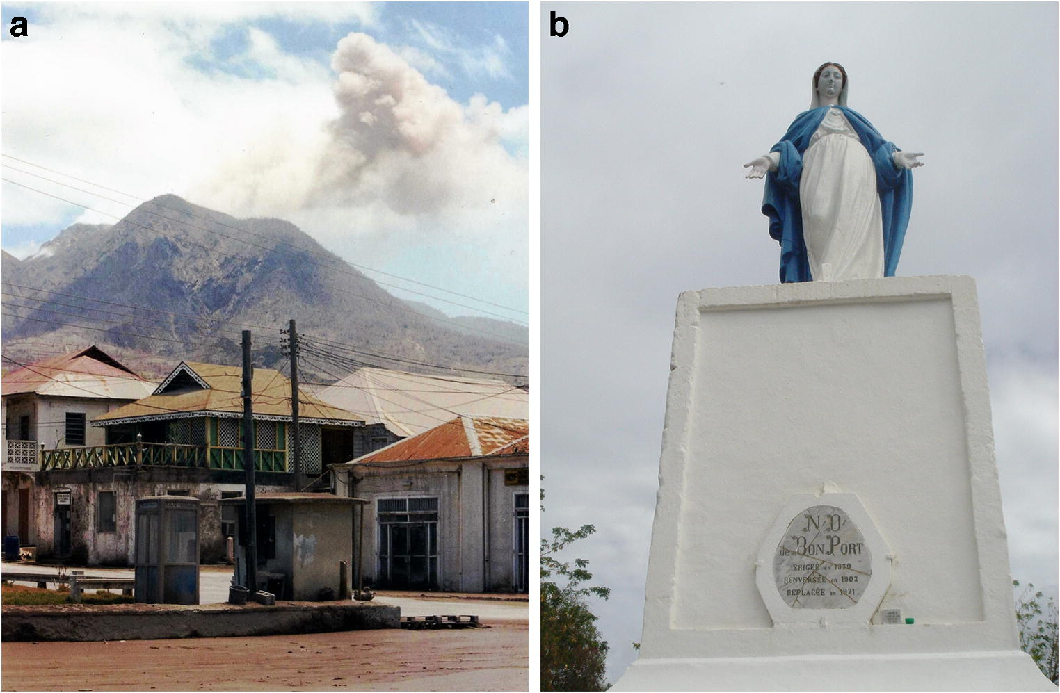 The Dark Geocultural Heritage of Volcanoes: Combining Cultural and