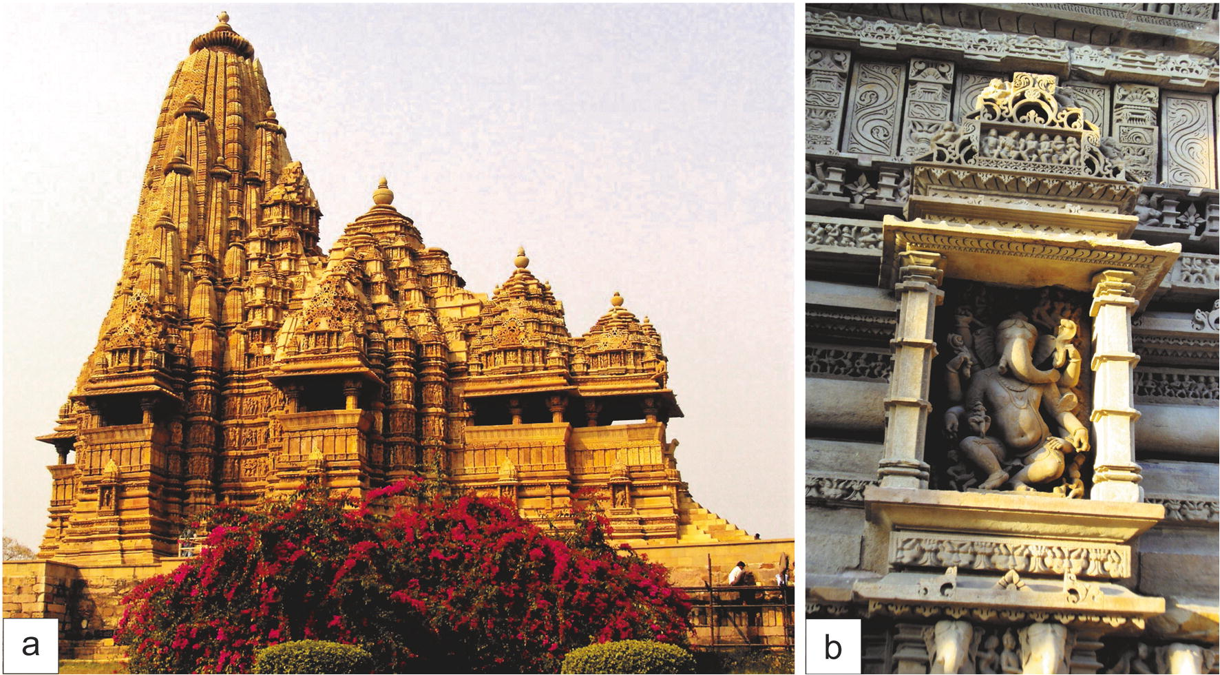 Vindhyan Sandstone: a Crowning Glory of Architectonic