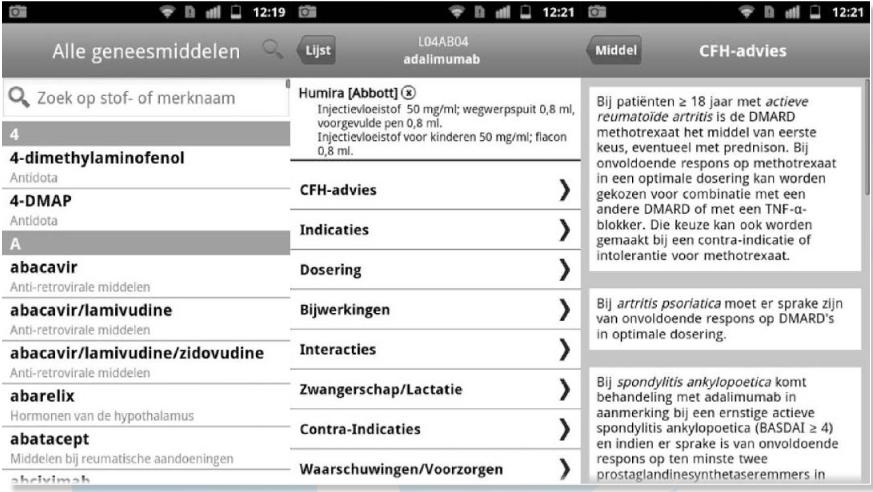 Farmacotherapeutisch Kompas voor onderweg | SpringerLink