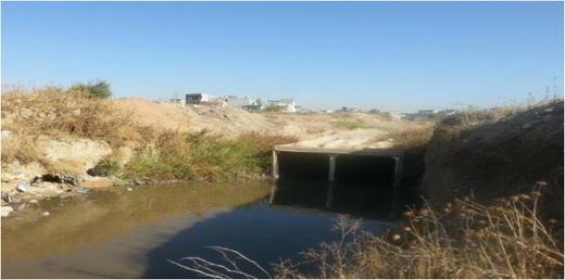 Impact assessment of wastewater and planning for a treatment plant