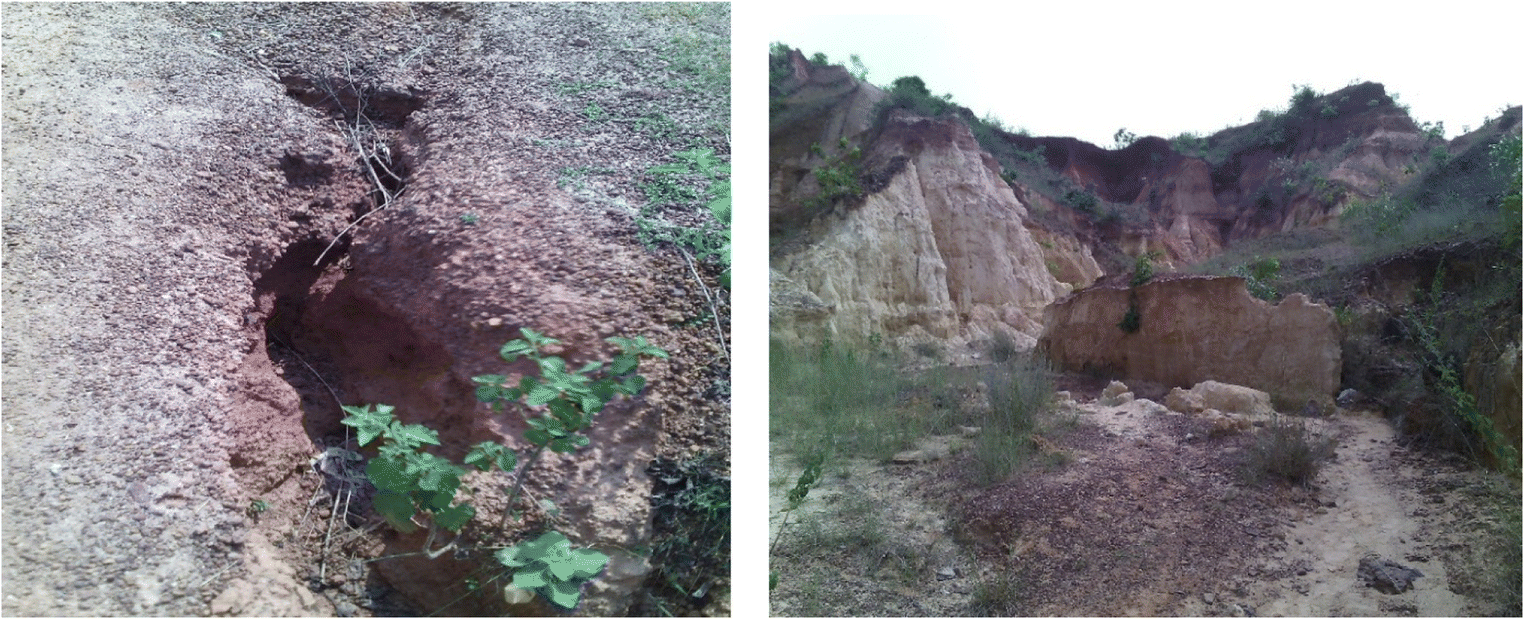Soil erosion estimation using RUSLE and GIS techniques—a