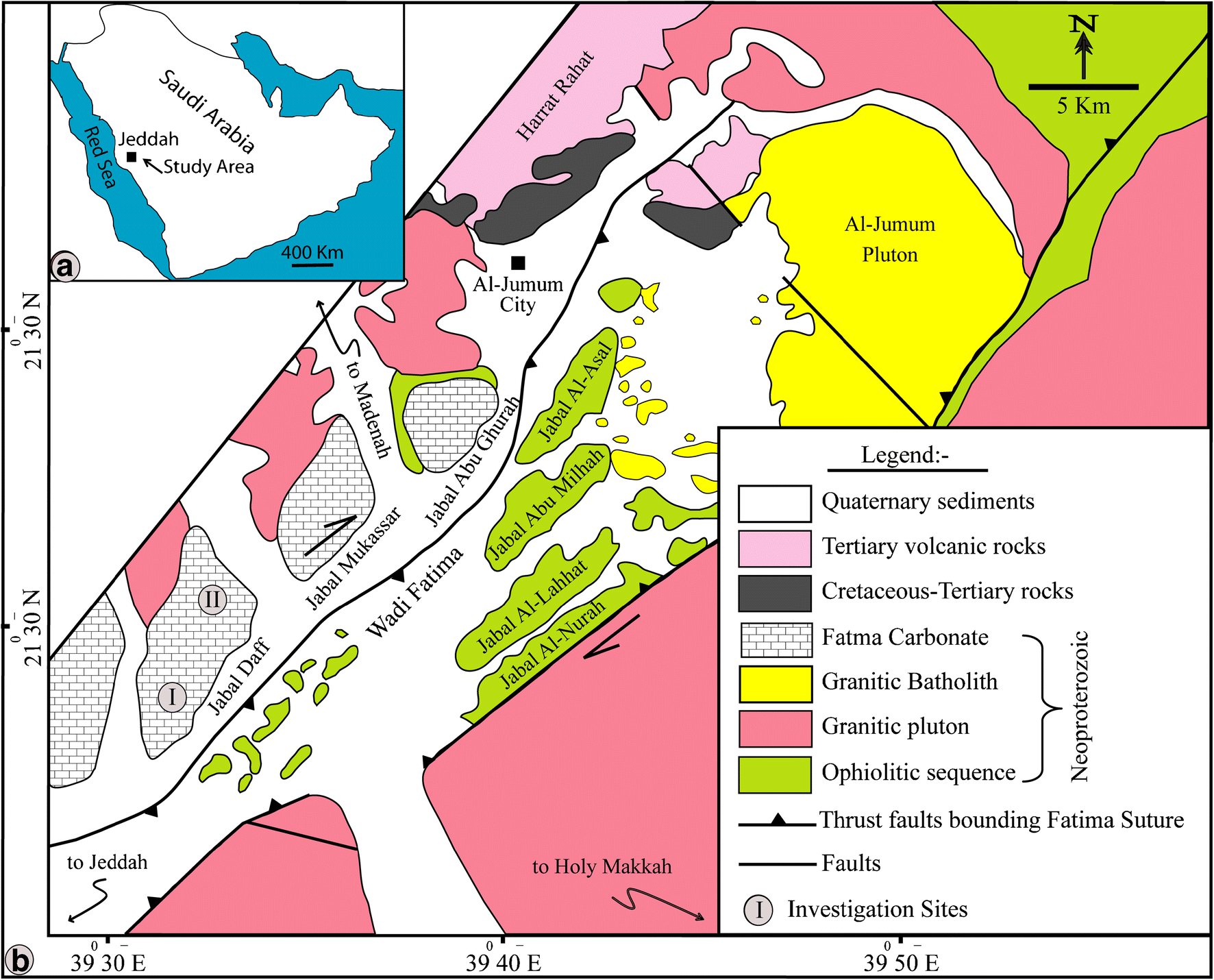 Geotechnical properties of Precambrian carbonate, Saudi