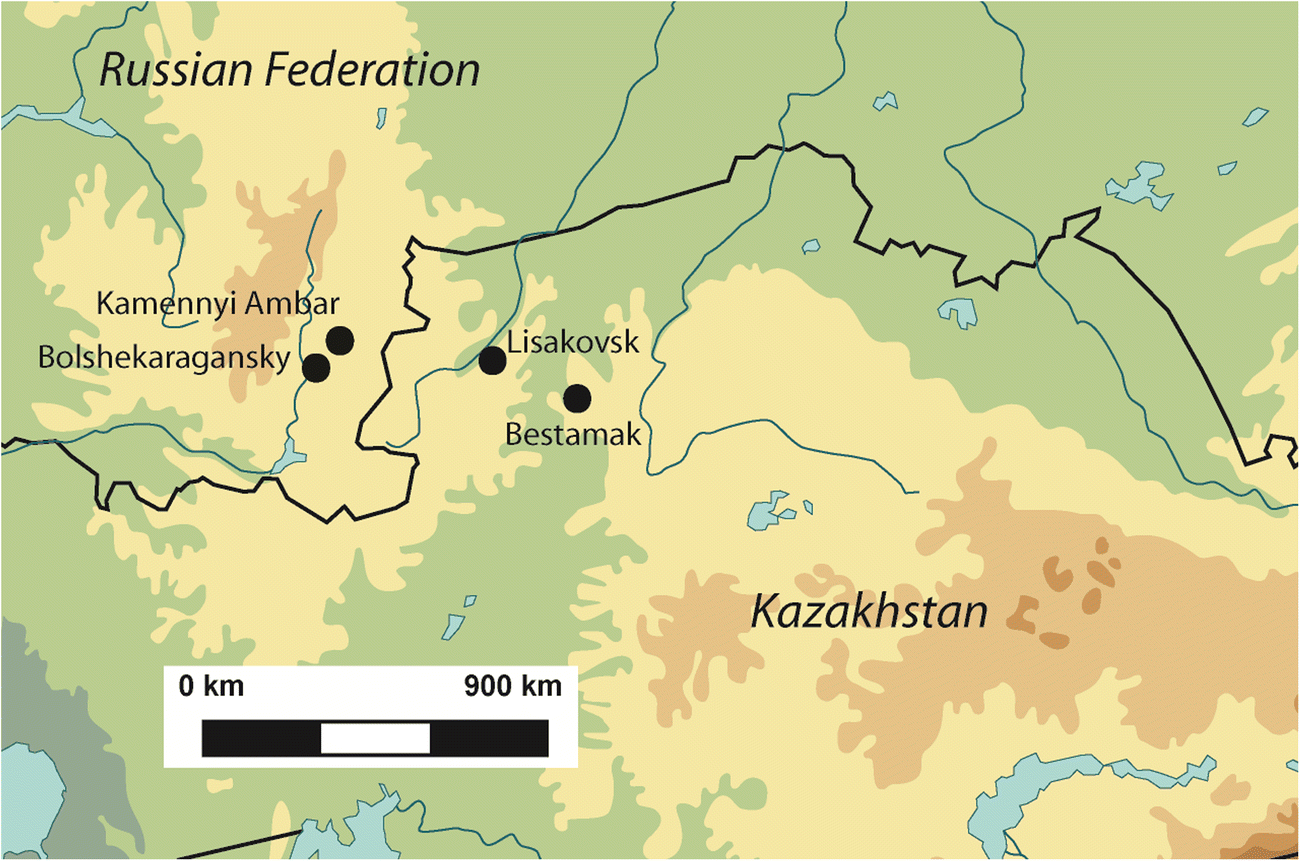 Pasture usage by ancient pastoralists in the northern Kazakh steppe on